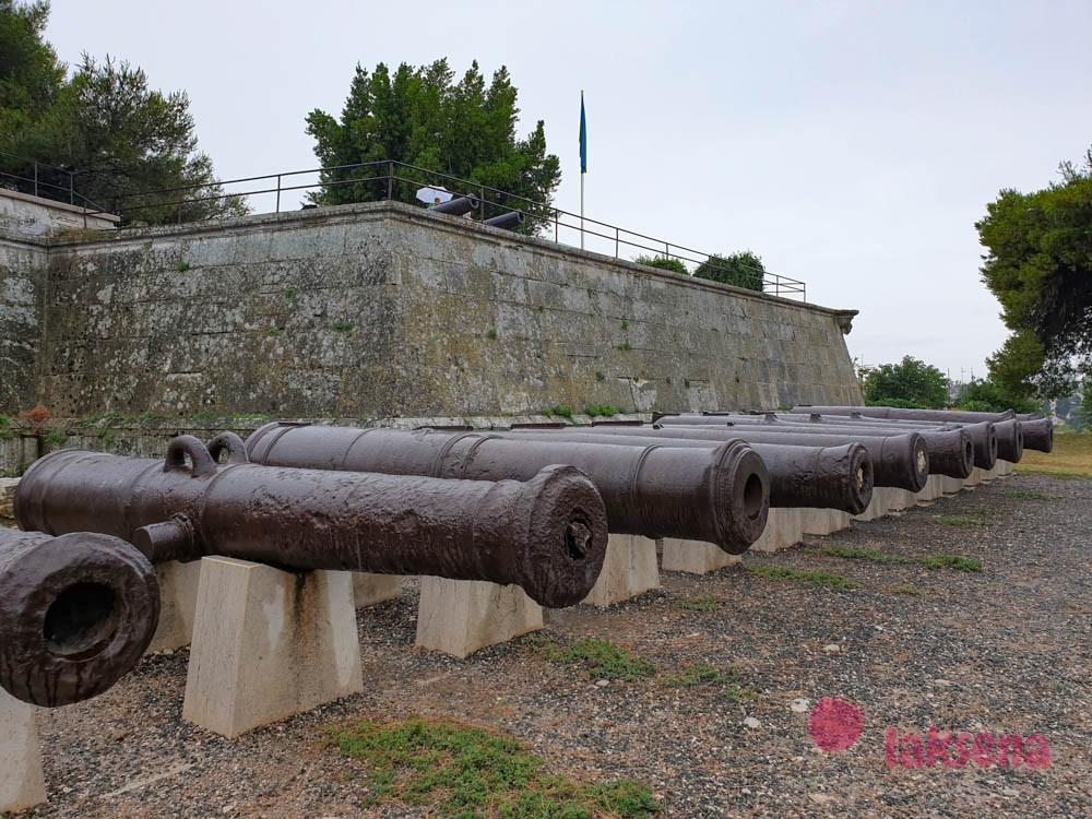 пульская крепость каштел