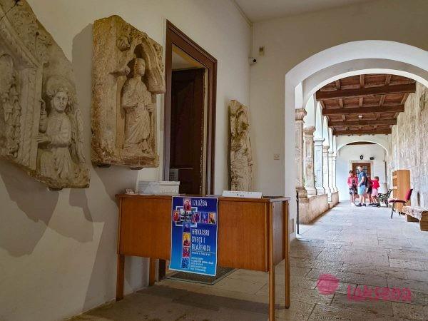 монастырь Франциска в Пуле