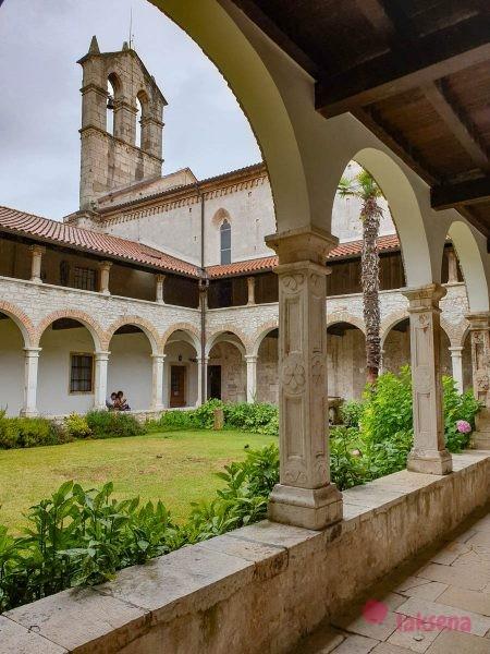 монастырь франциска асизского