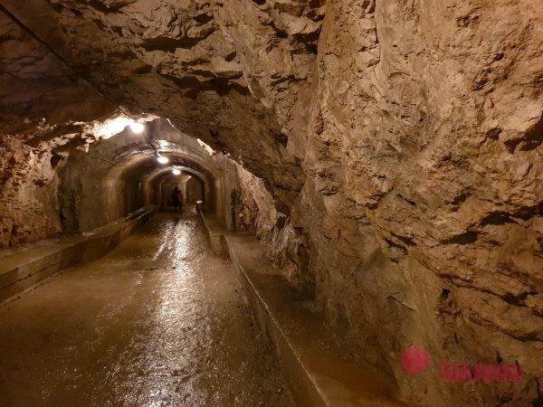 зероштрассе подземные тоннели пула