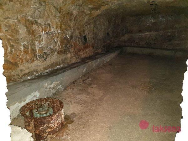тоннель каштел пула