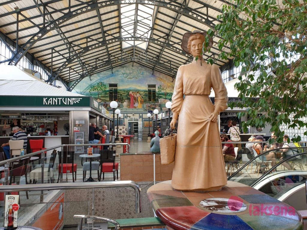 Рынок в Пуле (Tržnica Pula)