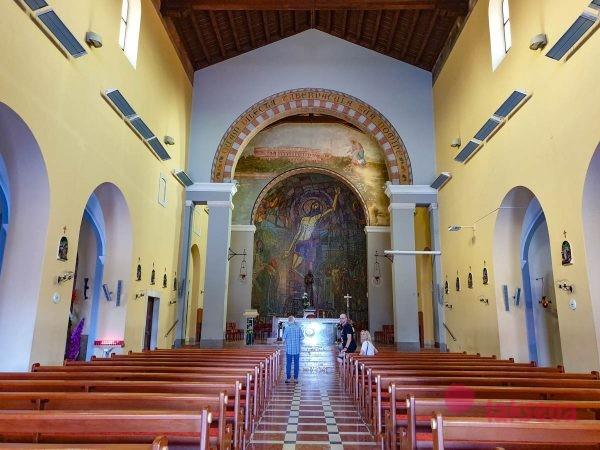 Монастырь и собор святого Антония
