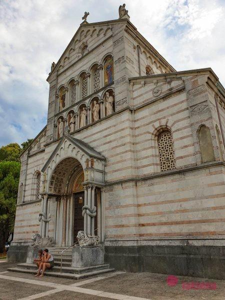 Церковь Богородицы Покровительницы Мореплавателей пула