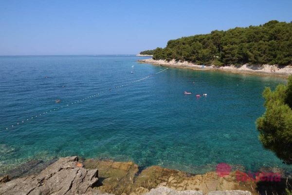 Пляж Гортанова Бухта (Gortan cove)