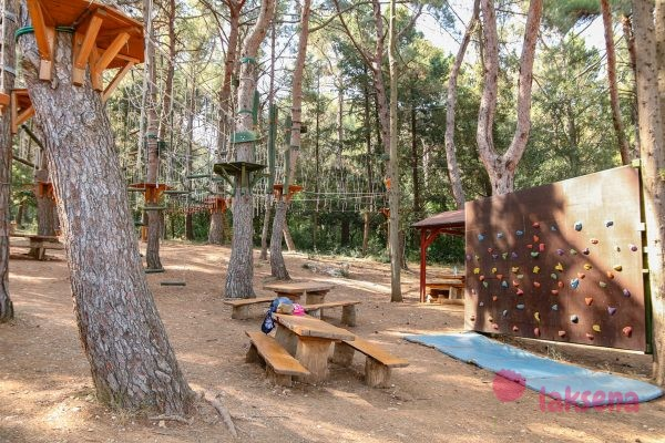 Парк развлечений Adventure Park Pula