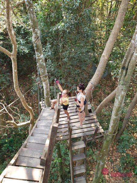 Tarzan trail
