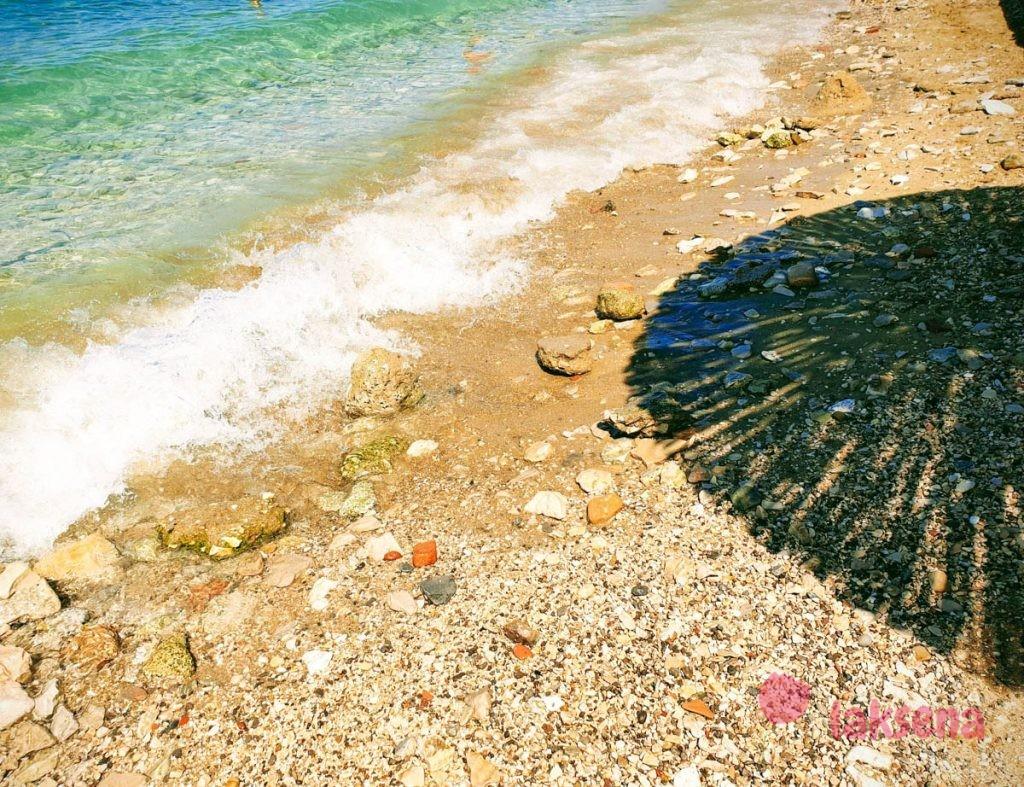 Пляжи Коловаре (Kolovare) Задар