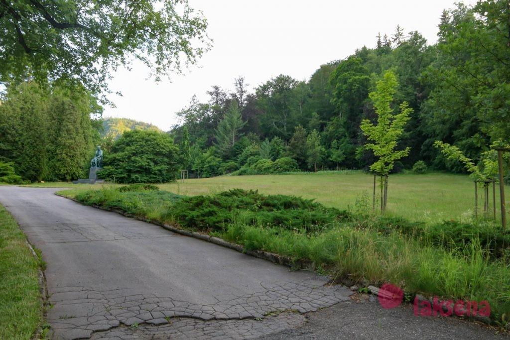 Памятник Бедржиху Сметане