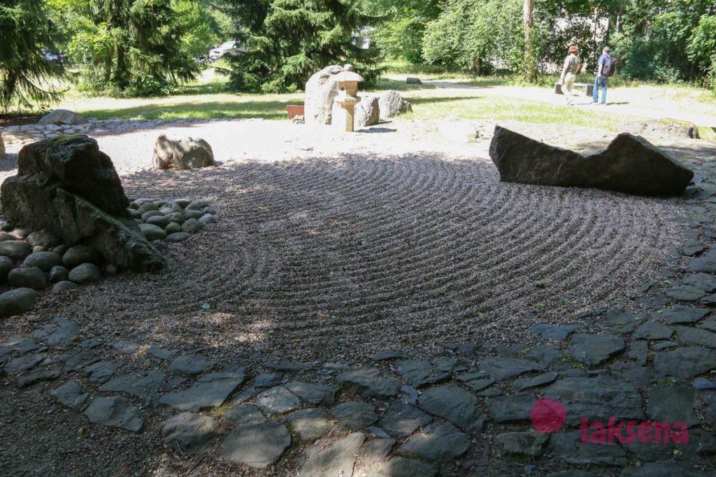 японский сад отель ричмонд карловы вары