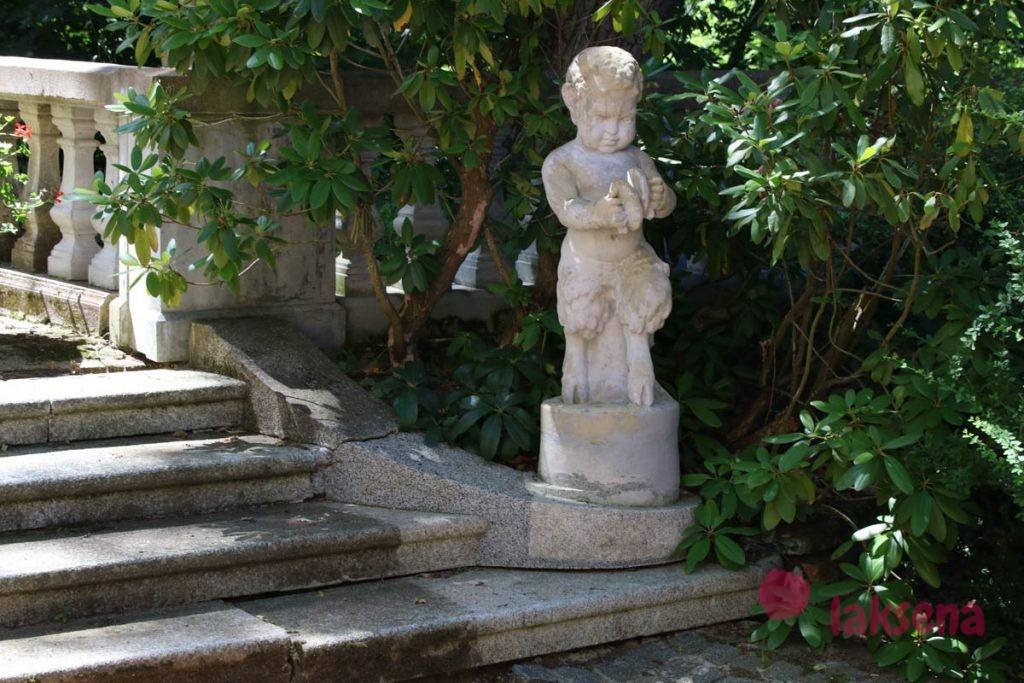 отель Ричмонд японский сад карловы вары