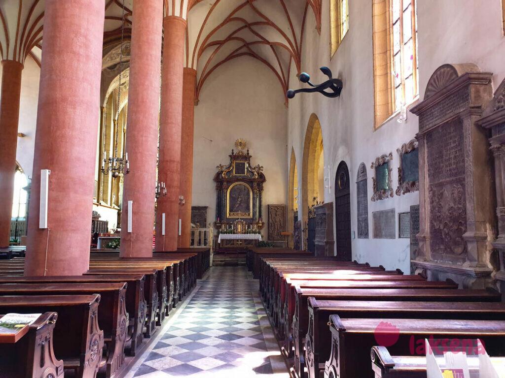 Собор святого Иакова villach филлах австрия