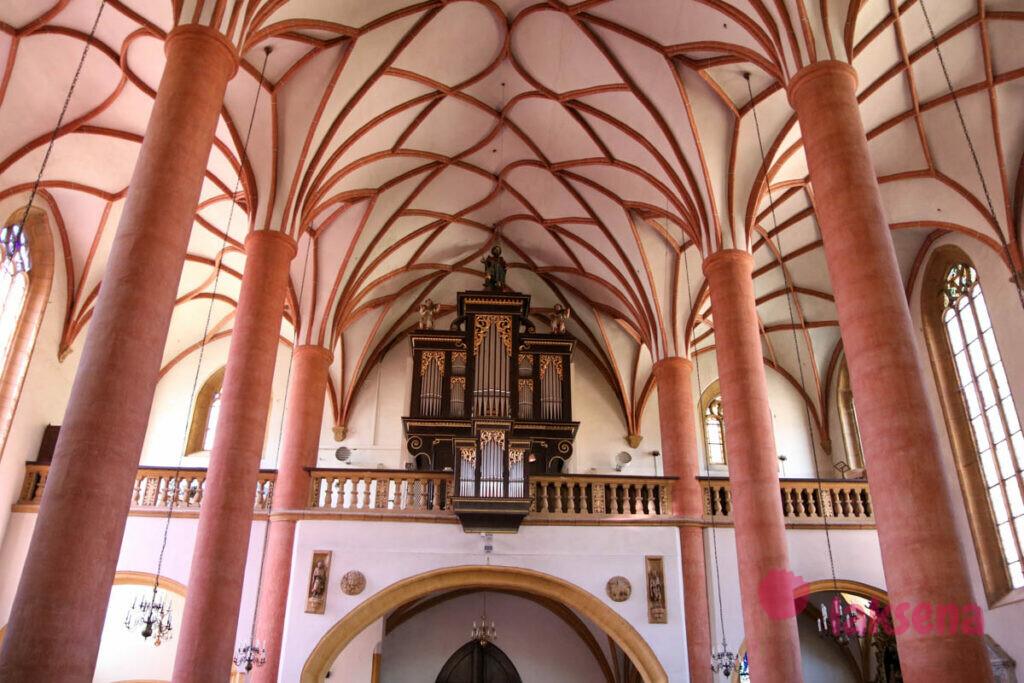 villach филлах австрия Собор святого Иакова