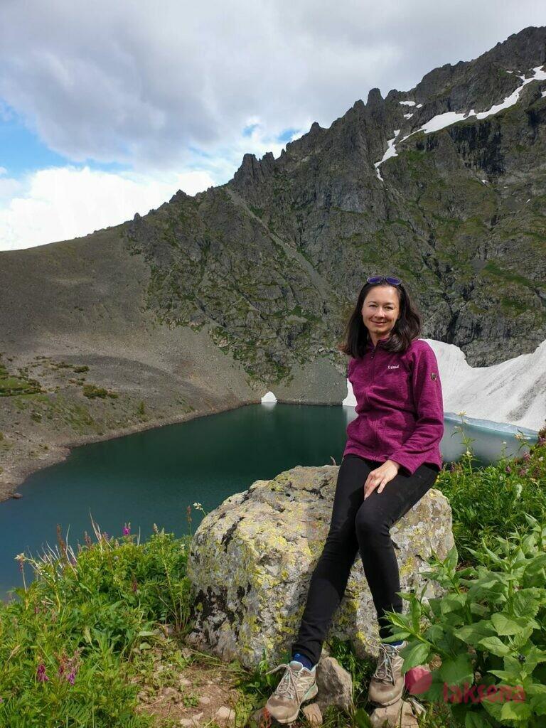 второе озеро красная гора усть кокса горный алтай