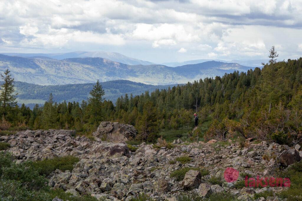красная гора усть кокса горный алтай